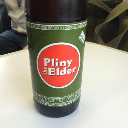 Pliny from Sonoma