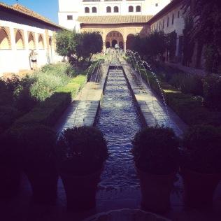 Generalife Water Gardens