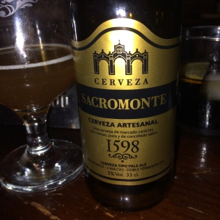 Sacromonte Craft Beer