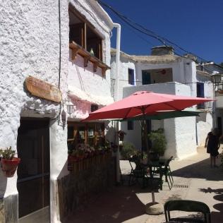 L'Atelier Restaurant, Mecina