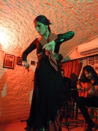 Flamenco at Chien Andalou