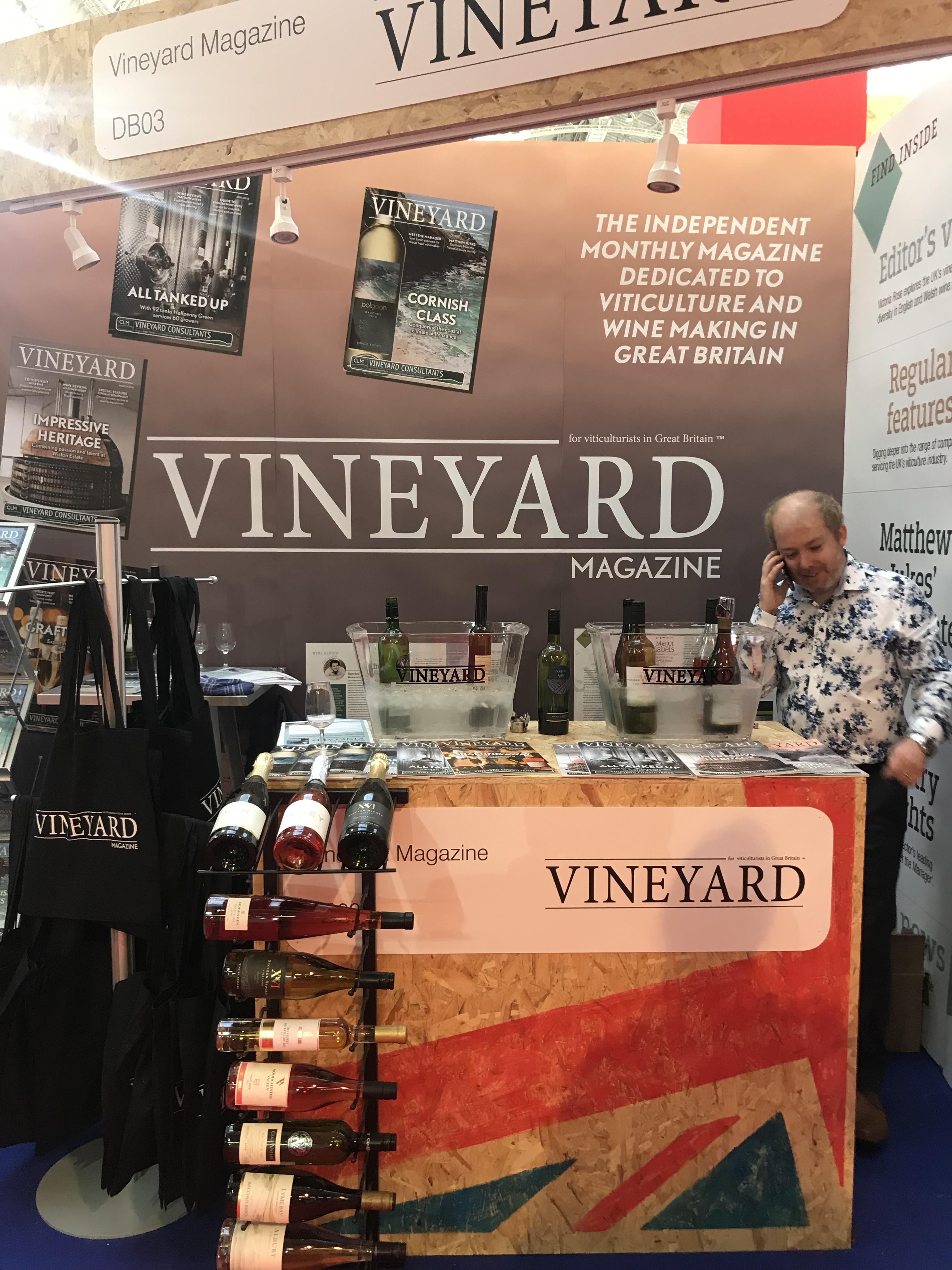London Wine Fair 2018 Part 2 Drinks Britannia And The